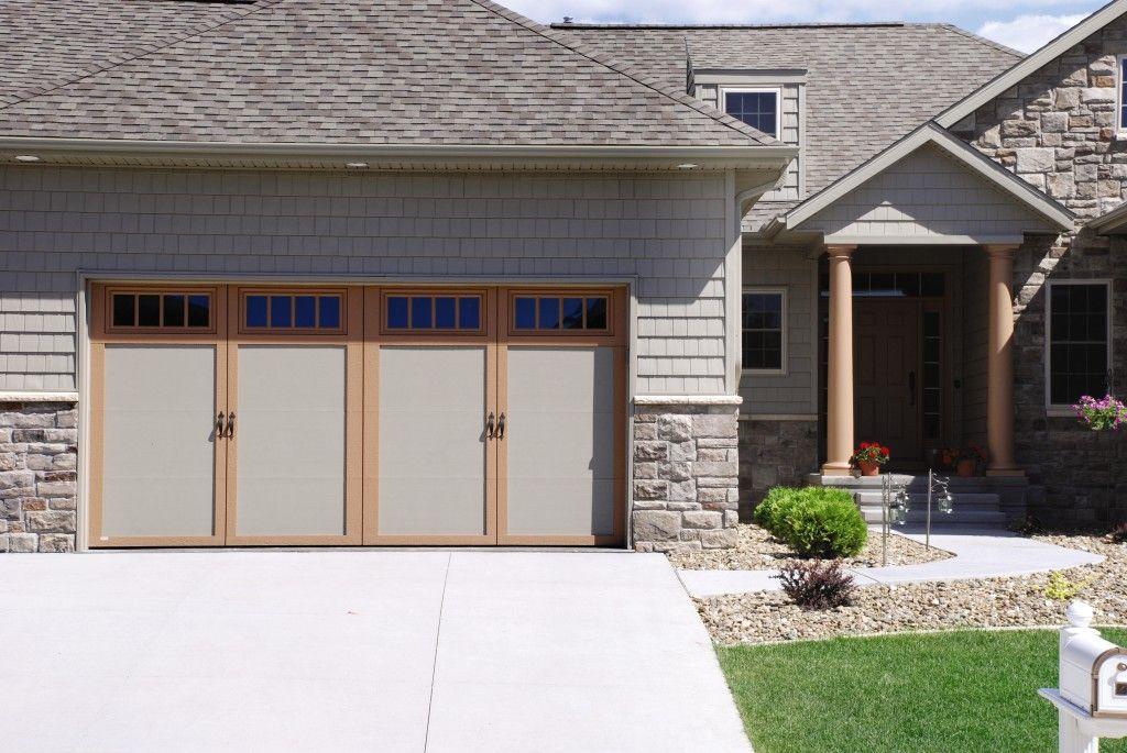 Garage Door Styles In Denver Courtyard Collection