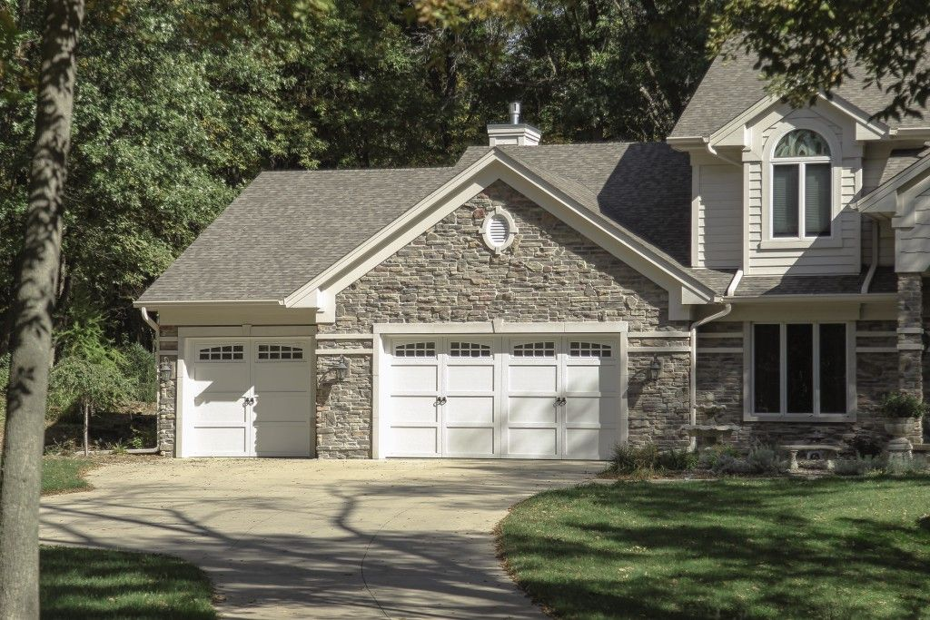 Garage Door Styles In Denver Courtyard Collection
